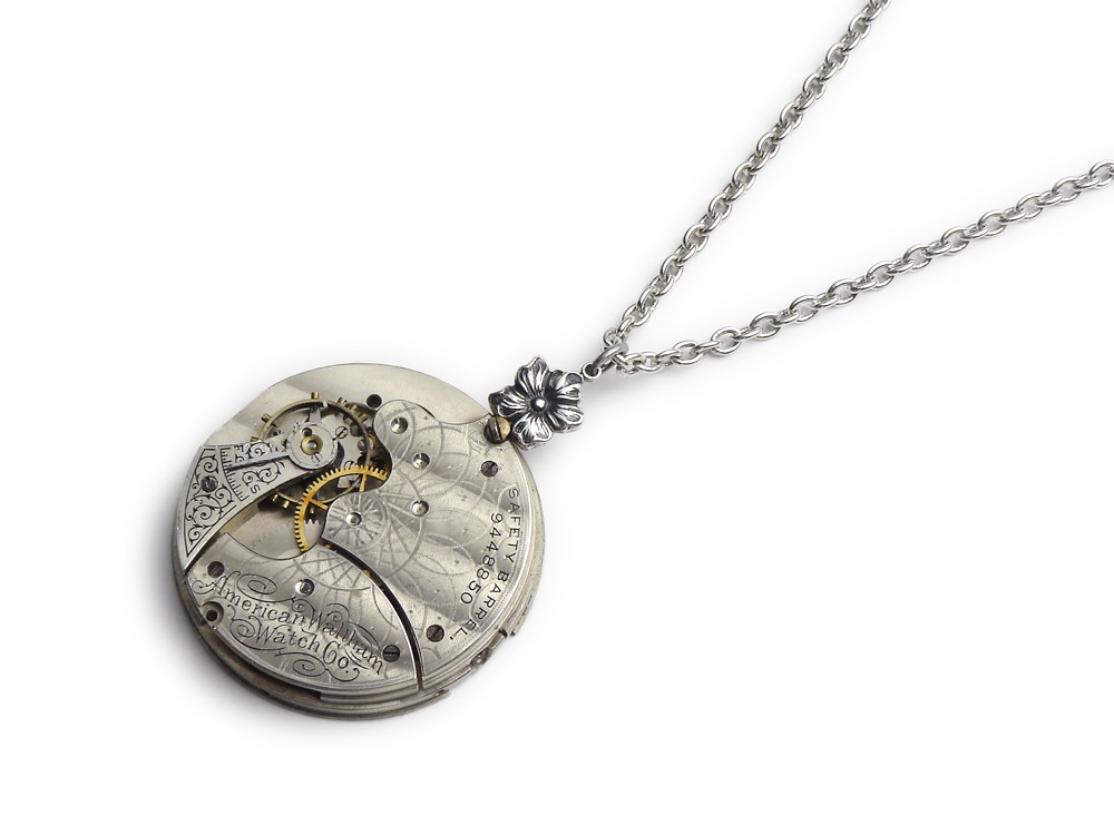 silver pendant love gold pendants zoom loading engraved you antique i necklaces