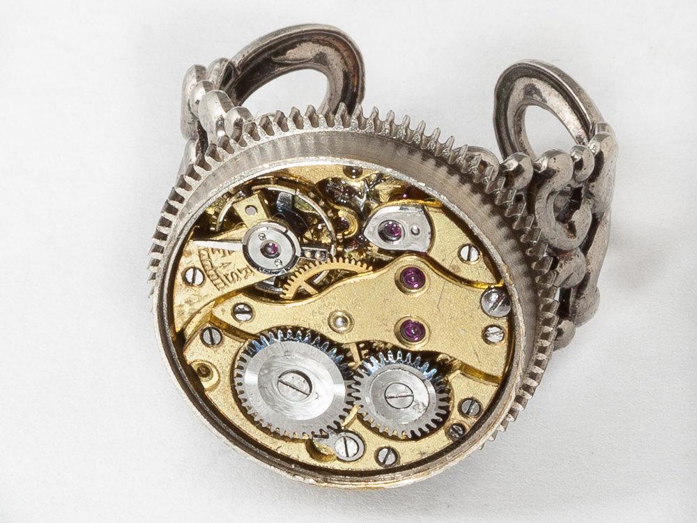 Watch Gears Steampunk