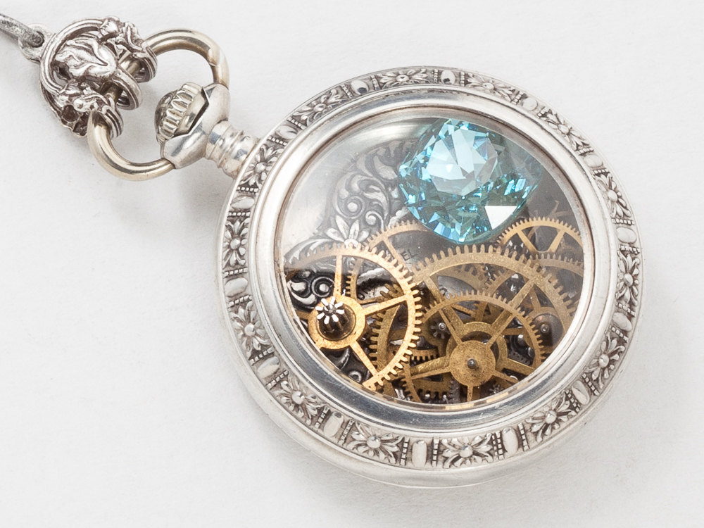 Gallery Of Steampunk Jewelry Designs